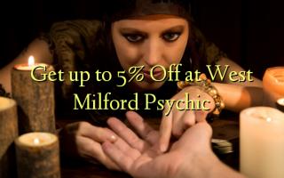 Pata hadi 5% Toa kwenye West Milford Psychic