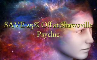 SAVE 25% Toka kwenye Shawsville Psychic