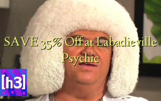 Gem 35% Off ved Labadieville Psychic