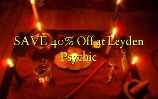 Gem 40% Off på Leyden Psychic