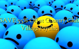 Gem 55% Off på Country Club Village Psychic