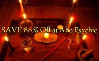 Gem 80% Off på Abo Psychic