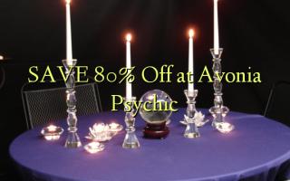 Gem 80% Off på Avonia Psychic