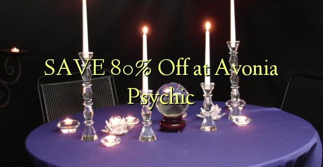 SAVE 80% Toka kwenye Avonia Psychic