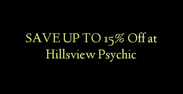 BONYEZA KWA 15% Oka Hillsview Psychic