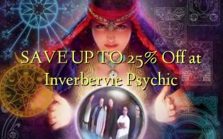 SPAR OP TIL 25% Off ved Inverbervie Psychic