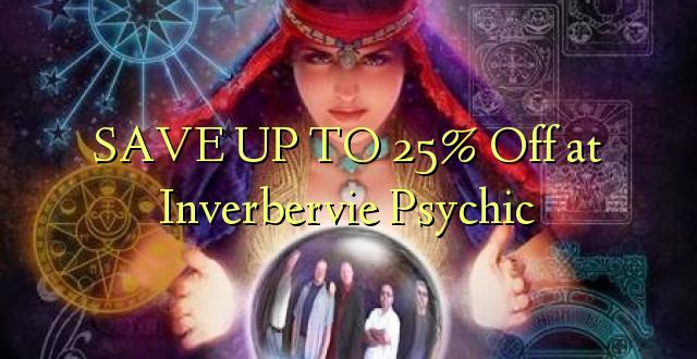 FINDA KWA 25% Toa kwenye Inverbervie Psychic