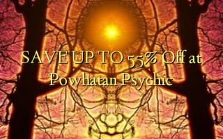 SAVE UP TO 55% Toka kwenye Powhatan Psychic