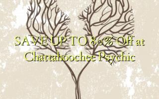 SAVE UP TO 80% Kutoka kwenye Chattahoochee Psychic