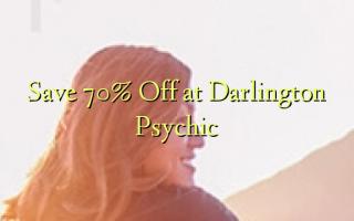 Hifadhi 70% Toka kwenye Darlington Psychic