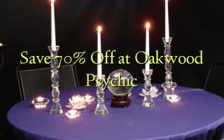 Gem 70% Off ved Oakwood Psychic