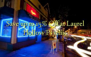 Hifadhi hadi 15% Kutoka kwenye Laurel Hollow Psychic