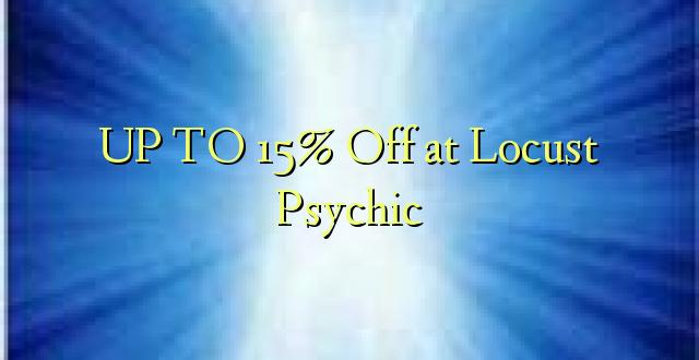 UP TO 15% Ondoa kwenye Pori Psychic