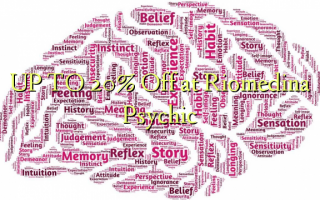 OP TIL 20% Off ved Riomedina Psychic