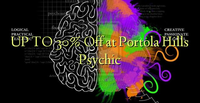 UP TO 30% Toka kwenye Portola Hills Psychic