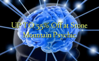 UP TO 55% Off i le Stone Mountain Psychic