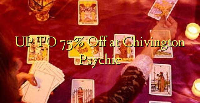 OP TIL 75% Off ved Chivington Psychic