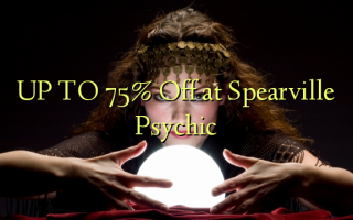 UP TO 75% Toa kwenye Spearville Psychic