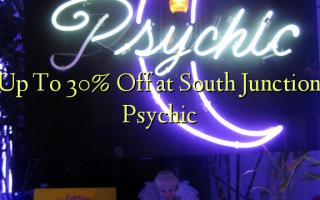 Op til 30% Off ved South Junction Psychic