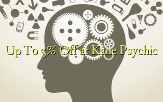 Up To 5% Off at Kane Psychic