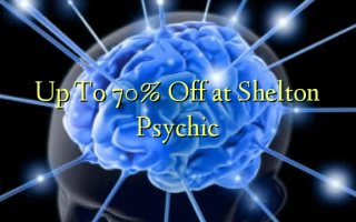 Up To 70% Off i le Psychic Shelton