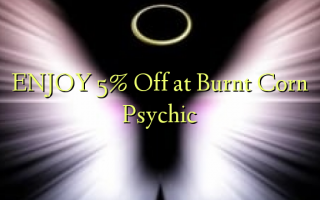 IGOA 5% Off at Burnt Corn Psychic