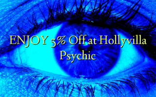 TUSI 5% Off i Hollyvilla Psychic