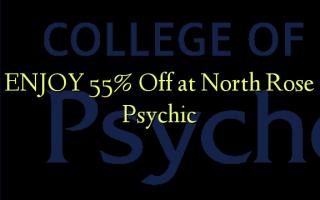 Nyd 55% Off på North Rose Psychic