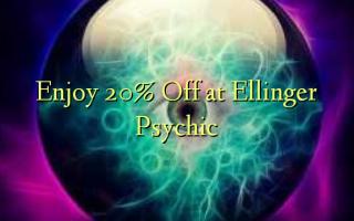 Nyd 20% Off på Ellinger Psychic
