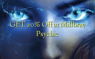 Millbrae အကြားအမြင်ရမှာဟာ Off 20% GET