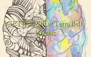 GET 35% Off på Terra Bella Psychic
