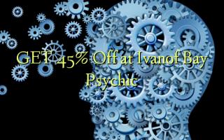 GET 45% Off ved Ivanof Bay Psychic