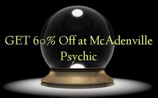 GET 60% Off på McAdenville Psychic