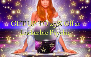 Lockerbie အကြားအမြင်ရမှာ% ဟာ Off 25 အထိ GET