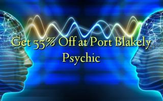 ဆိပ်ကမ်း Blake အကြားအမြင်ရမှာဟာ Off 55% ကိုရယူလိုက်ပါ