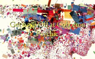 Få 60% Off ved Cohocton Psychic