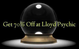 Få 70% Off på Lloyd Psychic