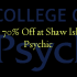 Get 70% Off at Shaw Island Psychic