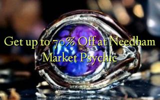 Krijg tot 70% korting bij Needham Market Psychic