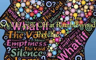 Gem 45% Off ved Ramblewood Psychic