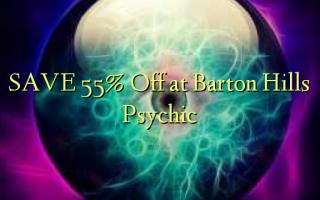 Gem 55% Off ved Barton Hills Psychic