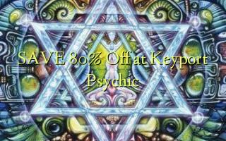 SAVE 80% Off bij Keyport Psychic