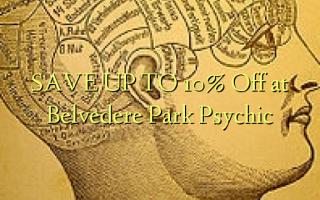 SPAR OP TIL 10% Off på Belvedere Park Psychic