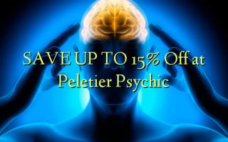SAʻO I LE 15% Off at Peletier Psychic
