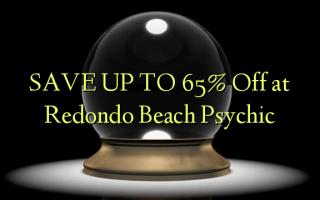 BESPAAR TOT 65% Korting bij Redondo Beach Psychic