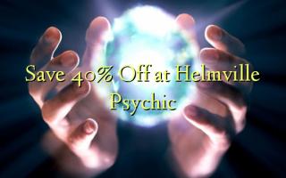 Gem 40% Off på Helmville Psychic
