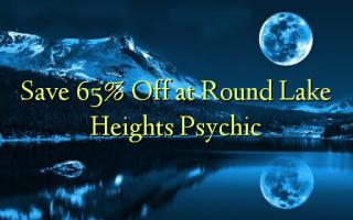Bespaar 65% korting bij Round Lake Heights Psychic