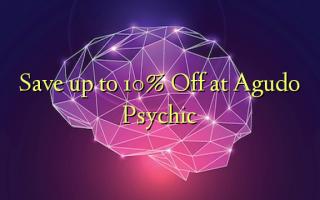 Gem op til 10% Off hos Agudo Psychic