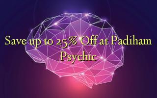 Gem op til 25% Off ved Padiham Psychic