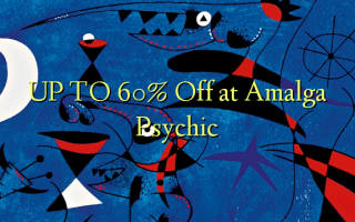 UP TO 60% Off i Amalga Psychic